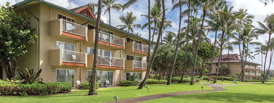 Kauai Coast Resort at the Beachboy in Kapaa, Hawaii - A Shell Vacations Club Resort