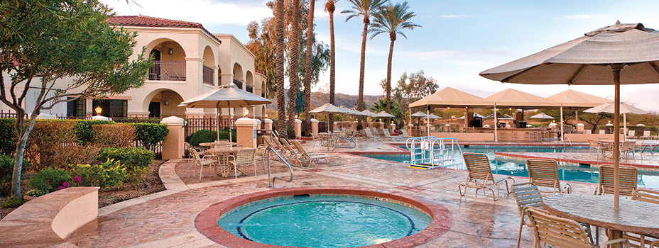 The Legacy Golf Resort in Phoenix, Arizona